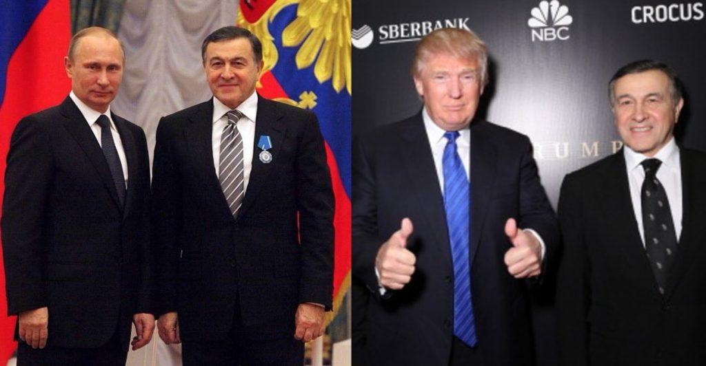 trump with agalarov