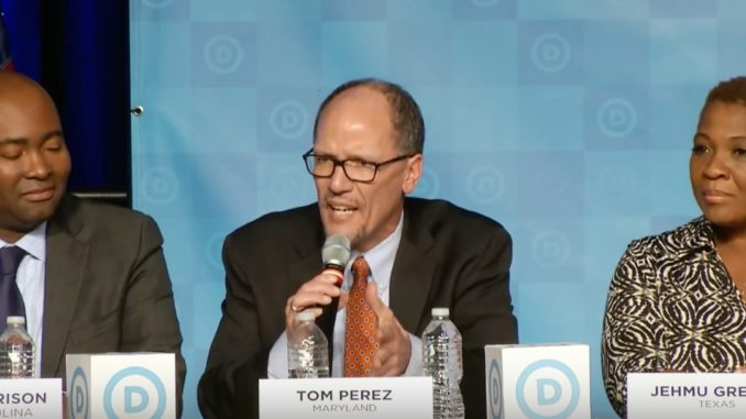 democratic party's favorability at its lowest point in 5 years
